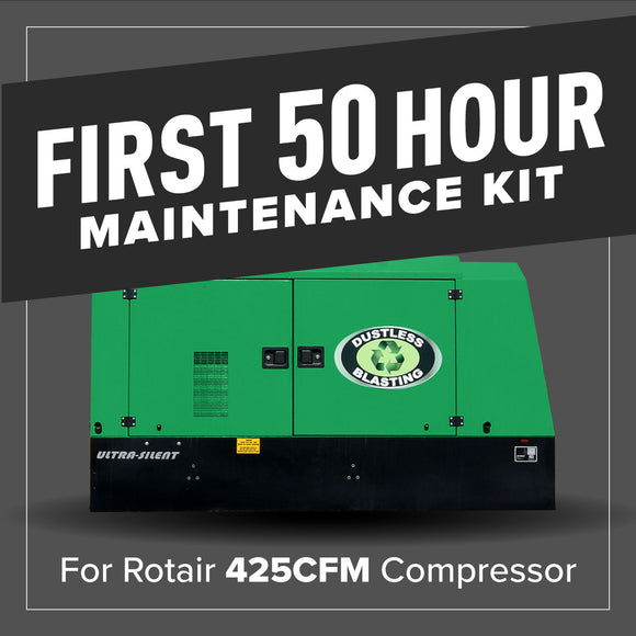 First 50 Hour Compressor Maintenance Kit - 425CFM - 84408/001