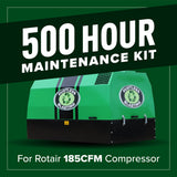 500 Hour Compressor Maintenance Kit - 185CFM - 84402/001