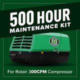 500 Hour Compressor Maintenance Kit - 300CFM - 84403/001