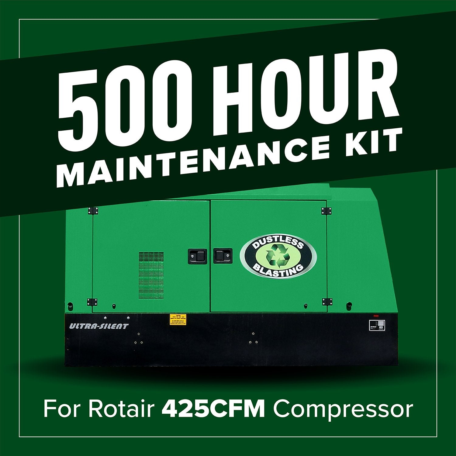 500 Hour Compressor Maintenance Kit - 425CFM - 84404/001