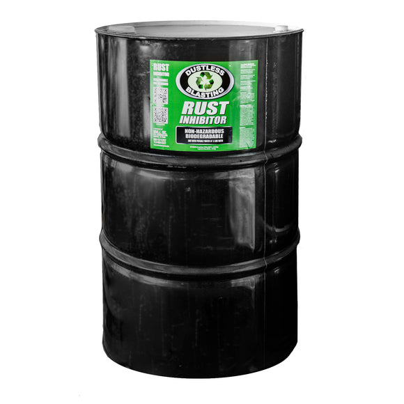 Dustless Blasting Rust Inhibitor® 55 Gallon Drum