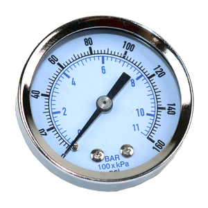 "1/4"" Pressure Gauge For Regulator"