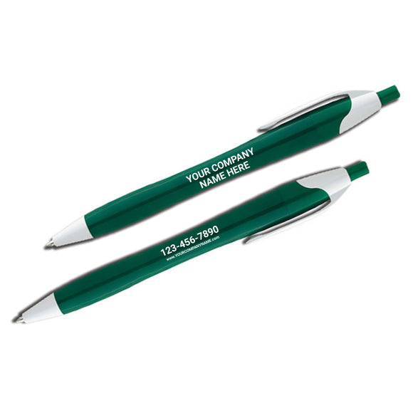 Custom Branded Ink Pens (Pack of 300)