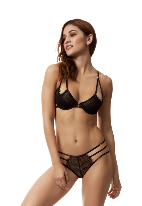 Bluebella Arabella Brief Front