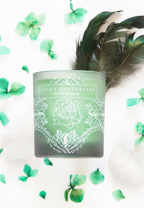 Lola's Apothecary Breath of Clarity Candle