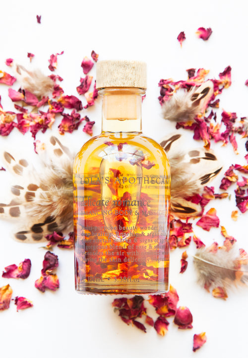Lola's Apothecary Delicate Romance Balancing Body and Massage Oil