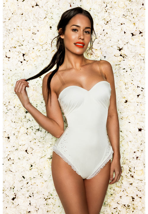 Afina London Gabriella Bridal Swimsuit