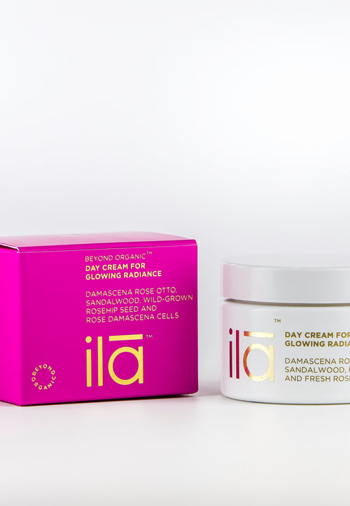 Ila Day Cream for Glowing Radiance
