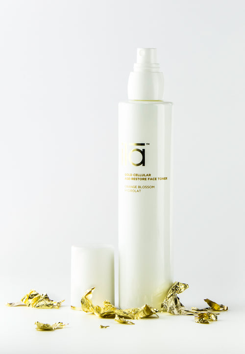 Ila Gold Cellular Age-Restore Face Toner 100ml