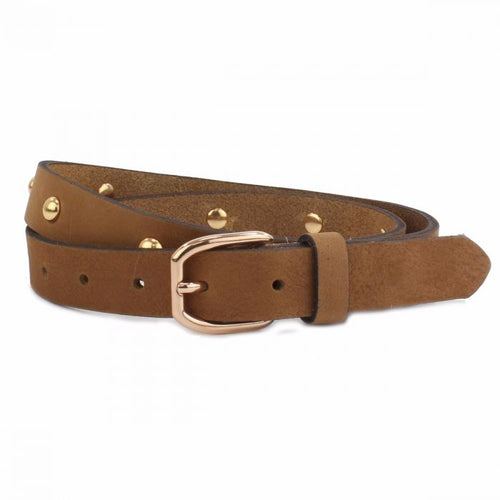 The British Belt Company Suma Belt Tan