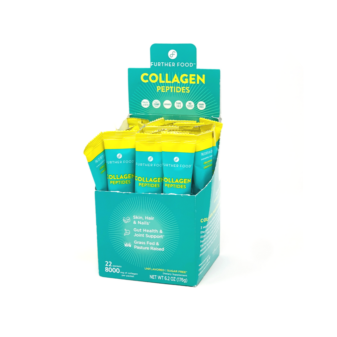 Collagen Peptides On-the-Go Packets