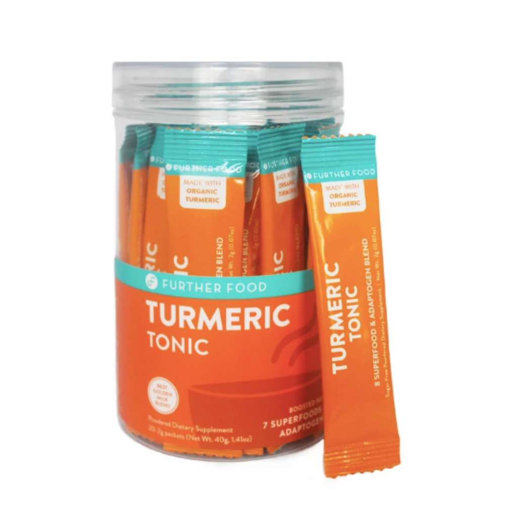 Turmeric On-the-Go Packets