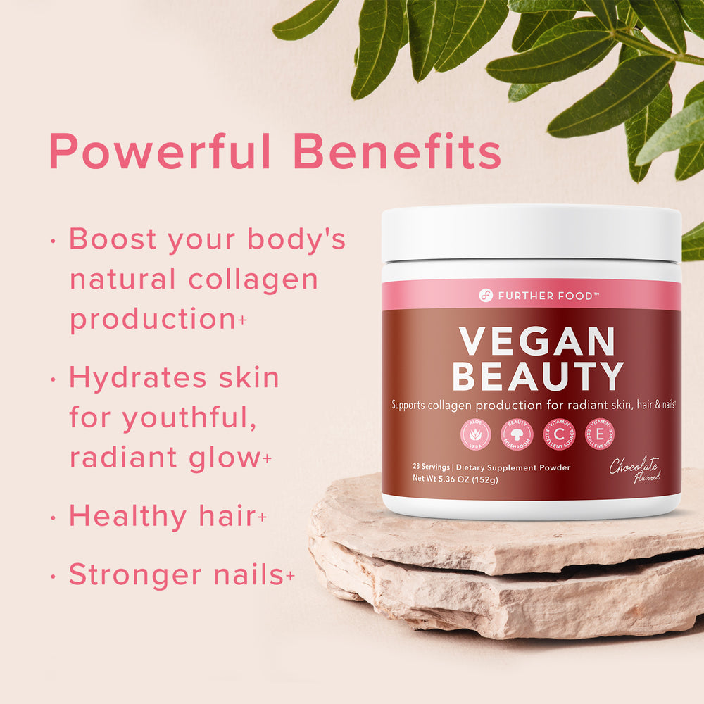 Vegan Beauty Collagen Booster