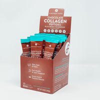 Further Food Chocolate Collagen Stick Pack Box