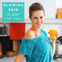 Further Food Collagen Glowing Skin is Just a Sip Away