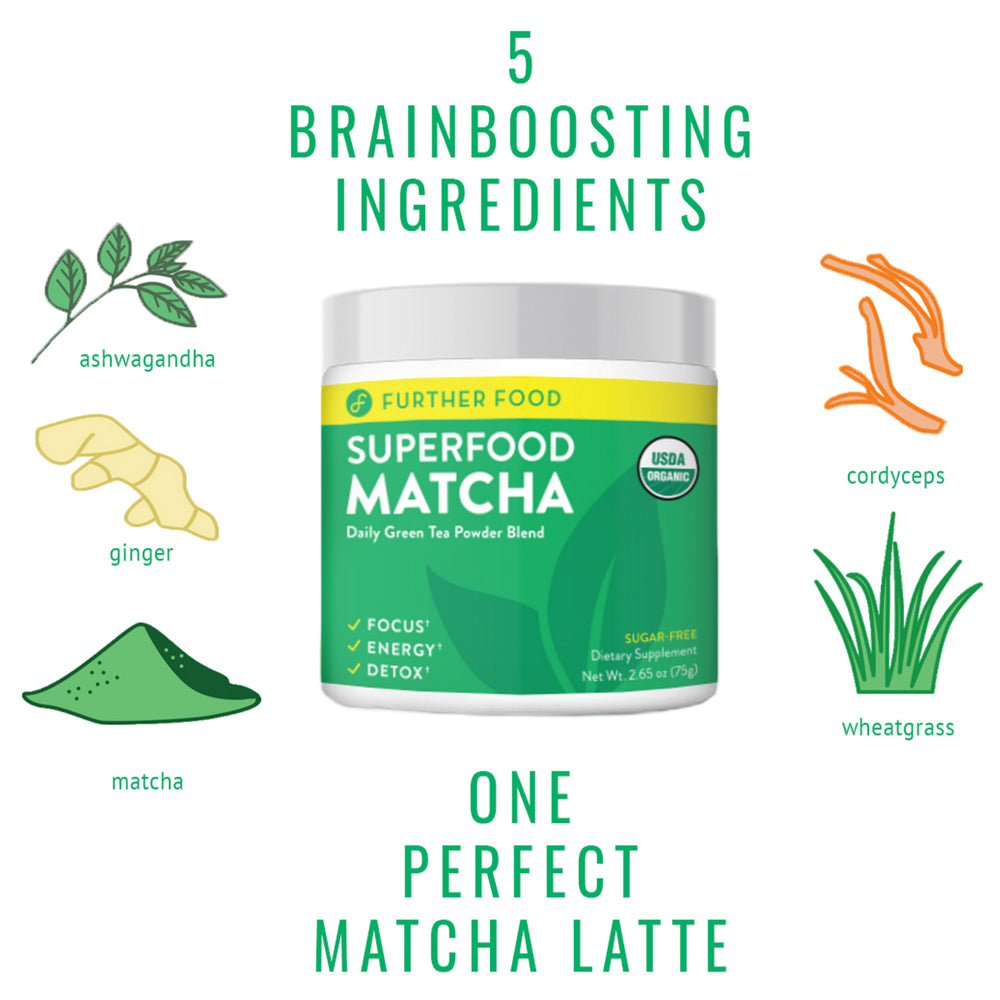 Further Food Matcha Ingredients