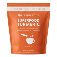 Superfood Turmeric Packets (20 PER POUCH)