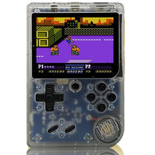 Mini Retro Game Console with 168 Built-in Games