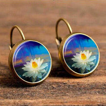 Bohemia Wind Hanging Earrings