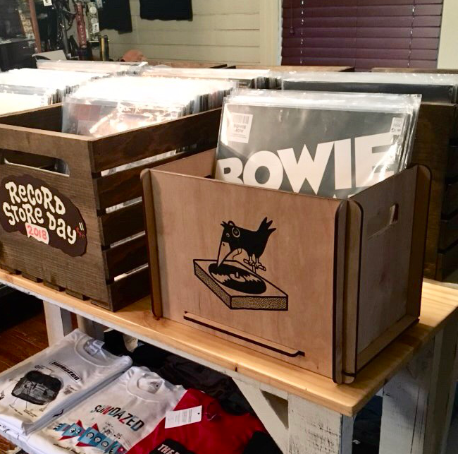 More Vinyl Record Storage Boxes for Finds in the Fork!