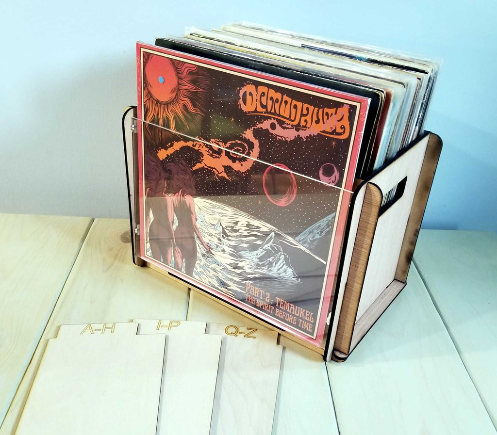 Part 2: Temaukel The Spirit Before Time Gift Set comes with Wood Crate Album Display & Dividers