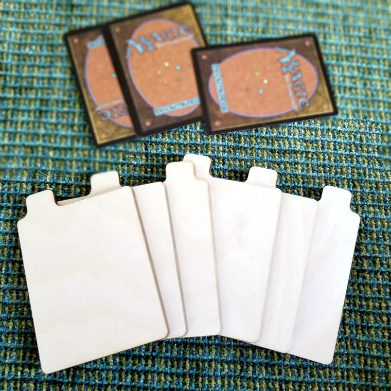 Deck Box Dividers 24 - Keeps Your Collectible Cards Organized