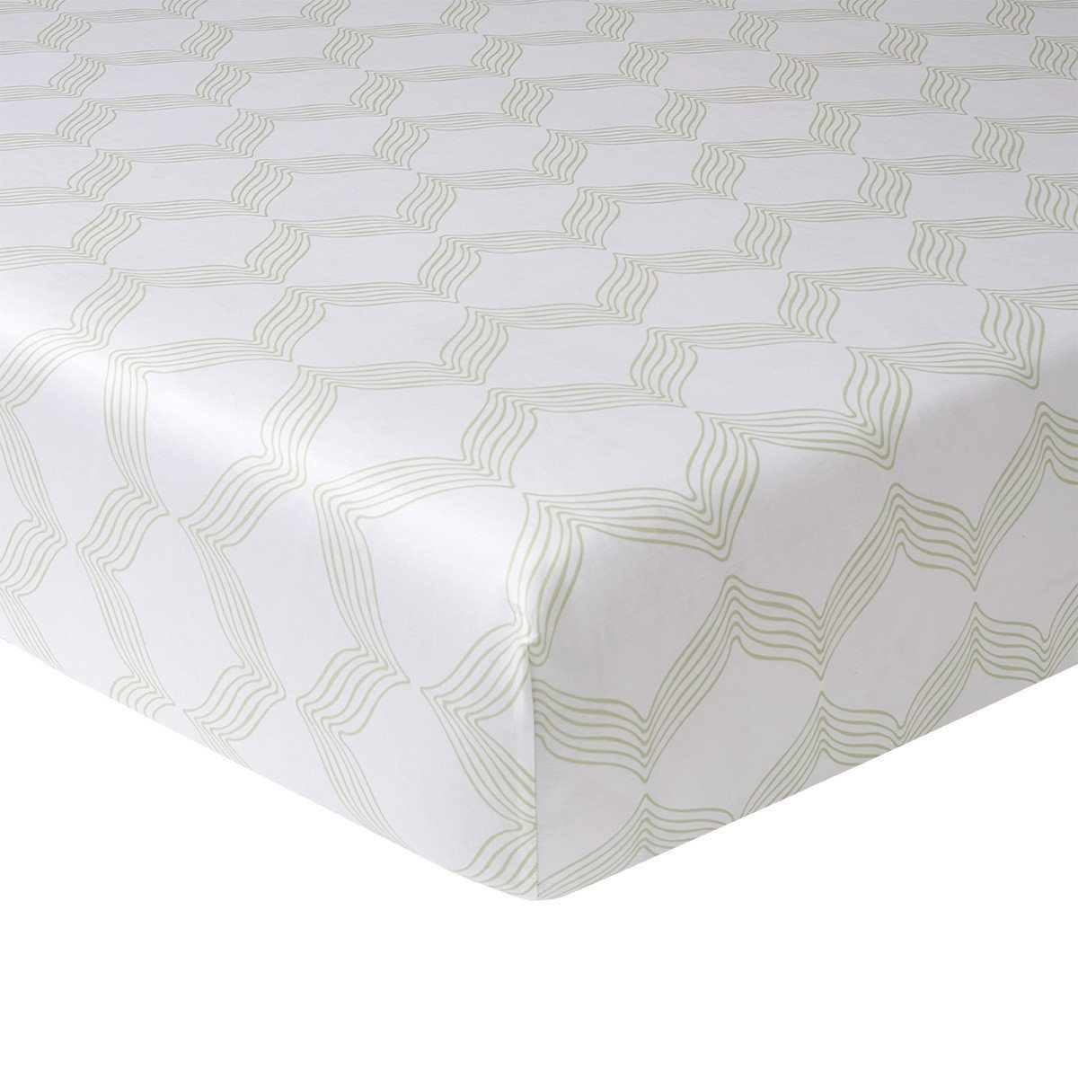 Riviera King Fitted Sheet