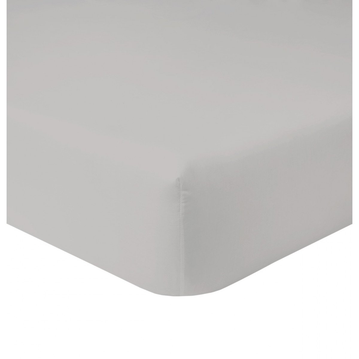 Triomphe Platine Queen Fitted Sheet