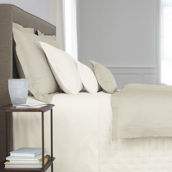 Triomphe Nacre King Fitted Sheet