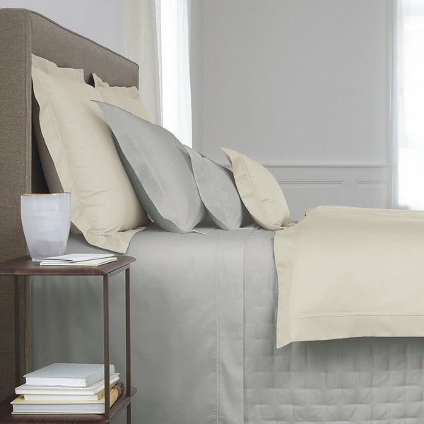 Triomphe Platine King Fitted Sheet