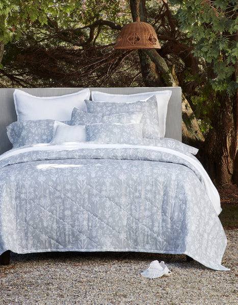 Martinique Wedgewood Q Quilt
