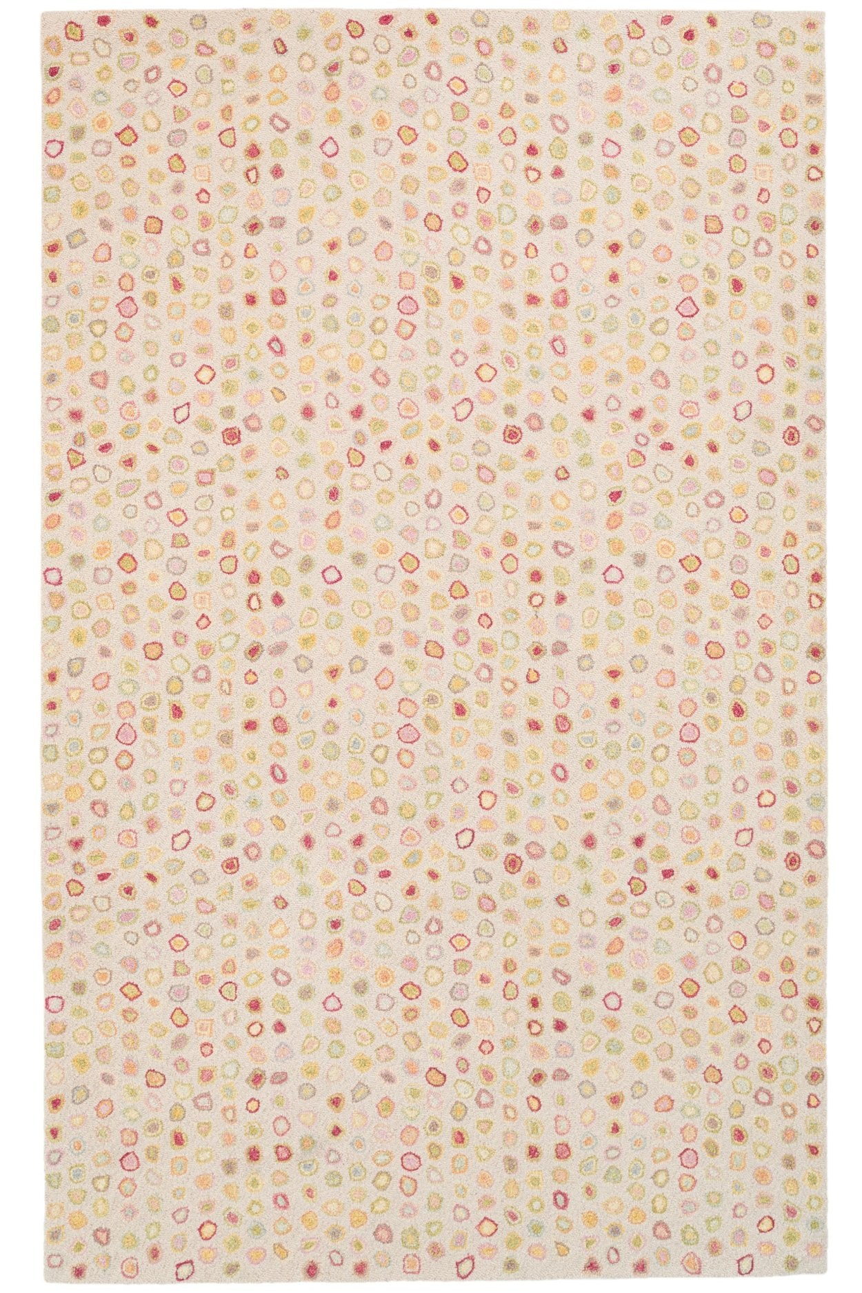 Cats Paw Pastel 2x3 Rug