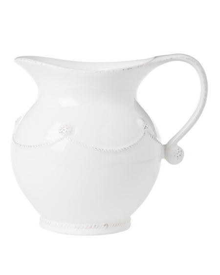 Juliska Berry & Thread Small White Pitcher