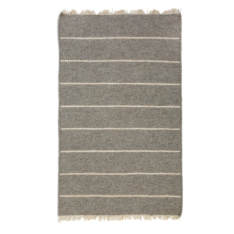 Warby Light Grey  2'x3' Rug