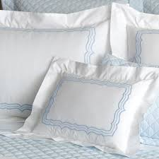 Paola Blue Std Sham