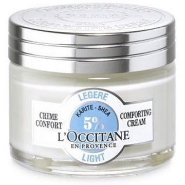 L'Occitane Light Comfort Face Cream