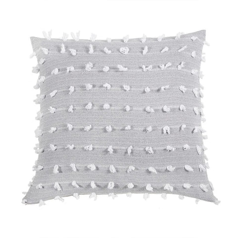 Poppy Grey E Pillow