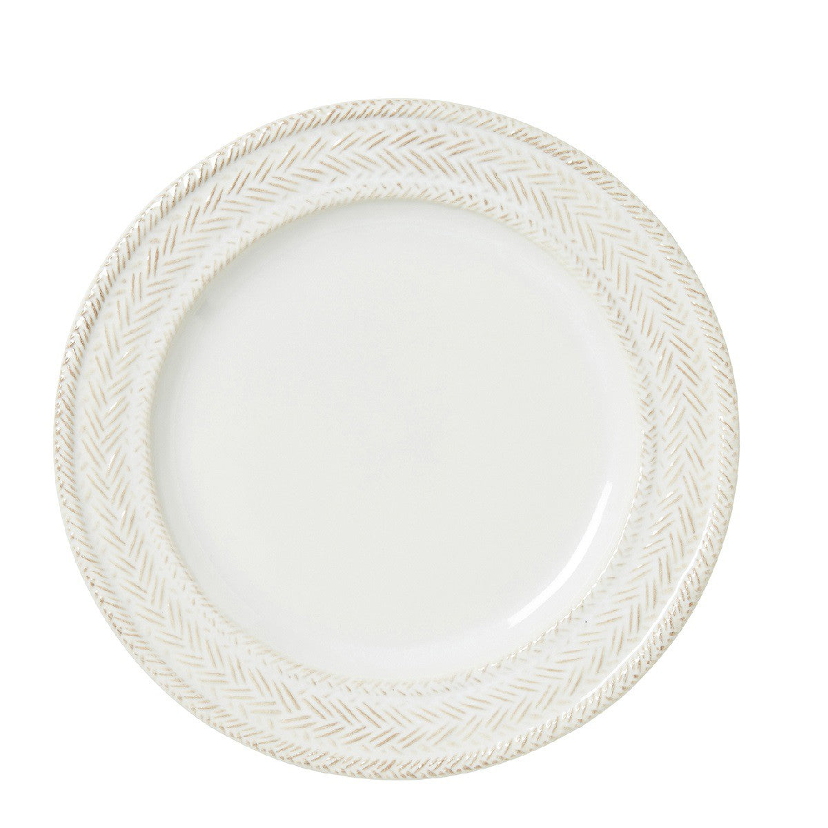 Juliska LP Wht Salad Plate