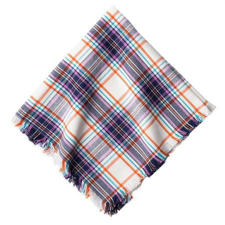 Alpine Plaid Napkin