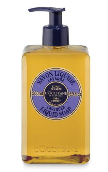 L'Occitane  Lavender Liquid Soap