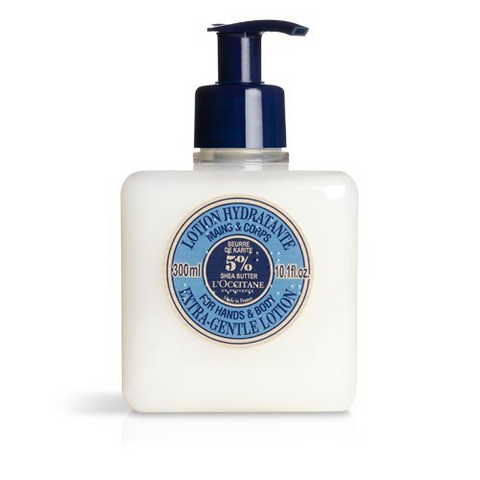 l'occitane extra gentle hand cream belle maison