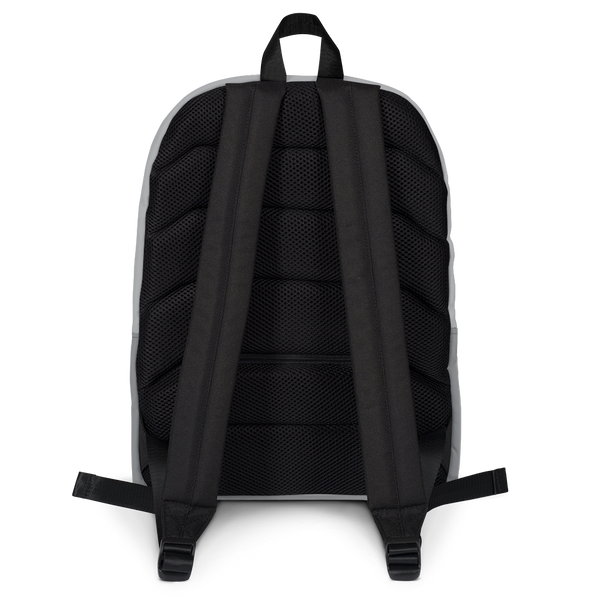 Neon Lights Backpack: Black