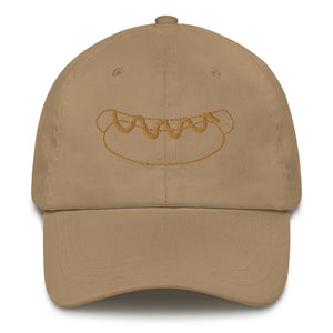 Big Dog Dad hat: Khaki