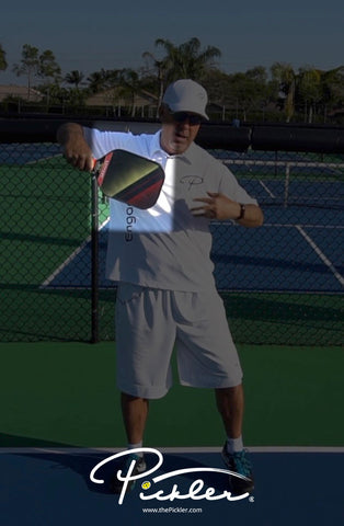 Chicken Wing | Placement Over Power | Pickler Pickleball