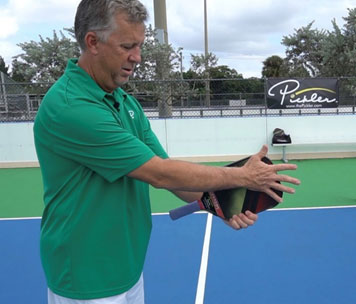 Eastern Pickleball Grip | Pickler Pickleball