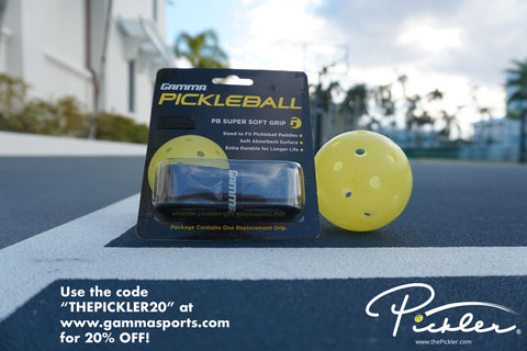 Gamma Pickleball Discount | Pickler Pickleball