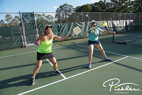 Down the Middle Solves the Riddle | Pickler Pickleball