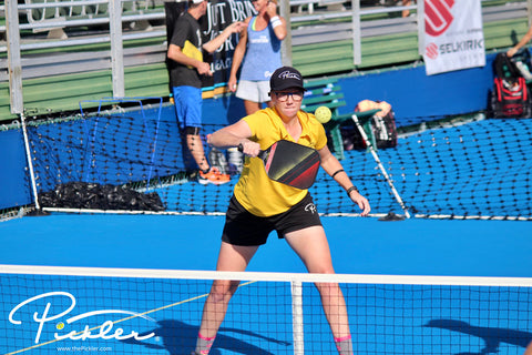 Be a Wall | Pickler Pickleball