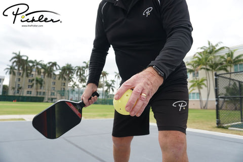 Pickleball Serving Rules | Pickler Pickleball