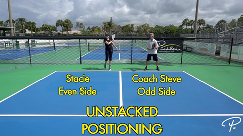 Pickleball Stacking Strategy | Pickler Pickleball